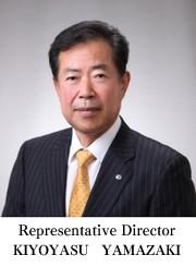 PISCO Representative Director - Kiyoyasu Yamazaki